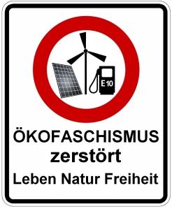 Die Grünen Im ökofaschismus F R E I E G L O B A L E W