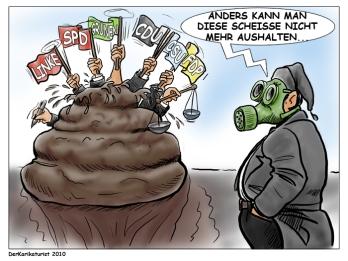 karikatur-politische-scheisse