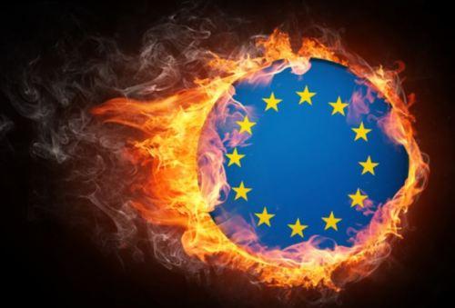 EU brennt
