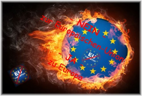 EU brennt-ja