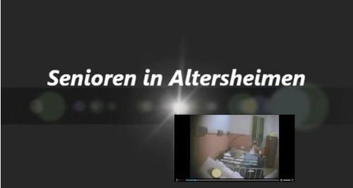 Senioren in Altersheimen